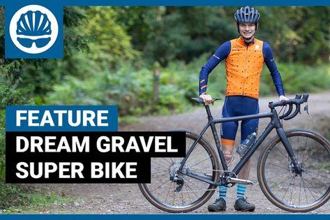 I Got To Build My Dream Gravel Bike Bike Giant Trance Dream