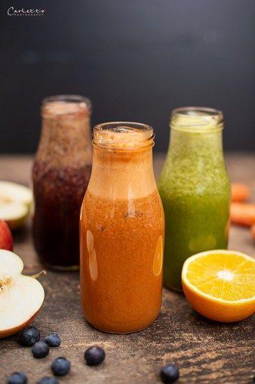 Homemade Fruit juice Recipes