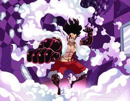 Luffy snake man like mihawk, and have a range better than kira :/check this out. Snakeman One Piece Ch 895 By Fanalishiro Manga Anime One Piece Anime Luffy