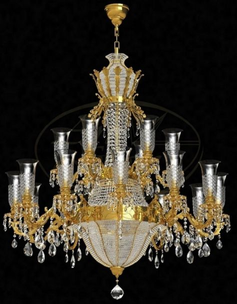 Crystal Chandelier With Images Lustr