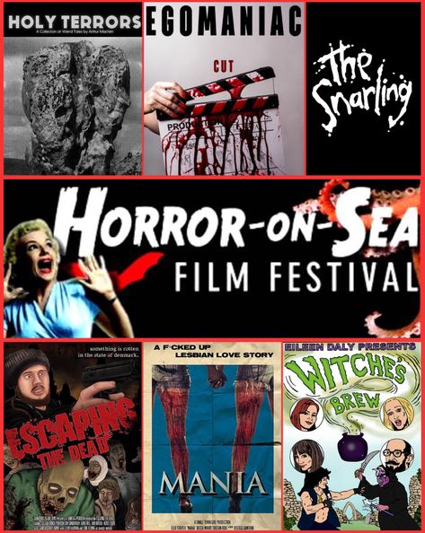 horror ‪Horror-On-Sea brings the...