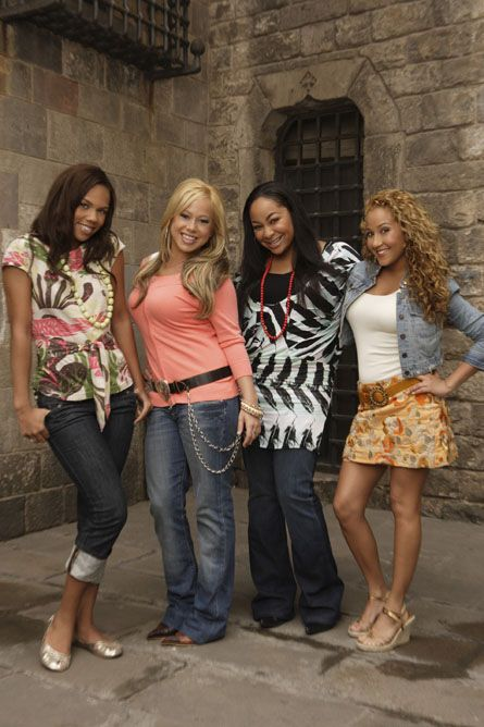 Forever love for the Cheetah Girls<3