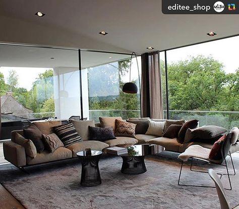 28 besten flexform bilder auf pinterest couches ecksofas und sofa - Fantastisch Luxus Raumausstattung Shop