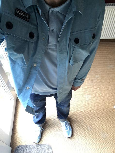 x Adidas Gilbraith Spzl Overshirt