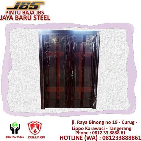 perusahaan baja ringan di jakarta steel door model pintu plat