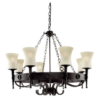 100+ Wrought Iron Chandeliers images in 2020 | wrought iron