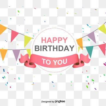 Polka Dot Birthday Card Background Birthday Clipart Background