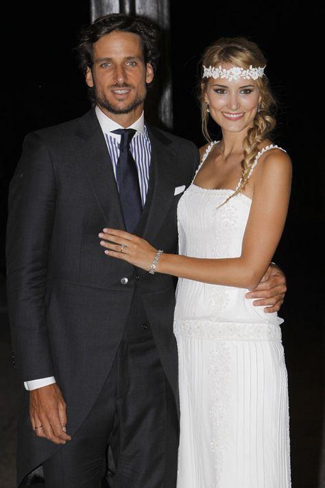 fotos boda alba carrillo & Feliciano lopez - Cerca amb Google