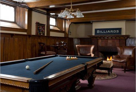 The Danforth Portland Maine United States Game Room Game