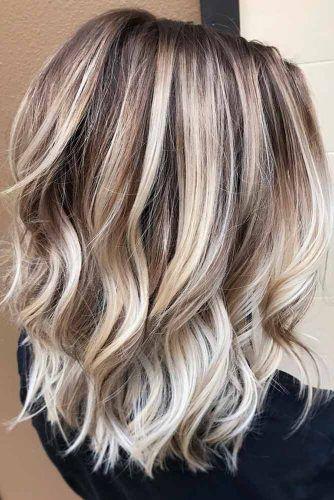 12 Trendy Balayage Hair Colors 2018 2019 Short Haircuts Cool Blonde Hair Hair Styles Blonde Hair Shades
