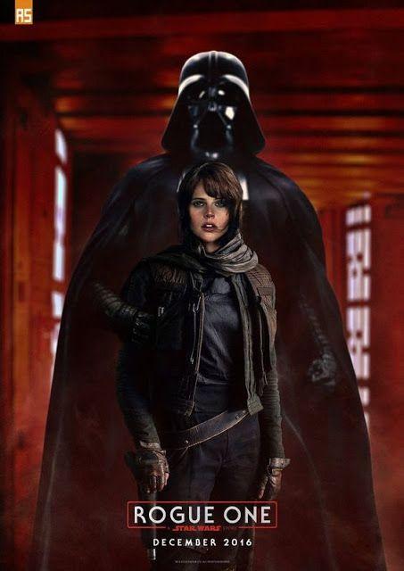 Galaxy Fantasy: Fan art: Carteles de Rogue One: A Star Wars Story