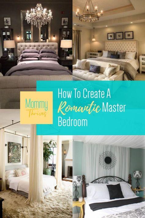 130 Romantic Master Bedrooms Ideas In 2021 Bedroom Decor