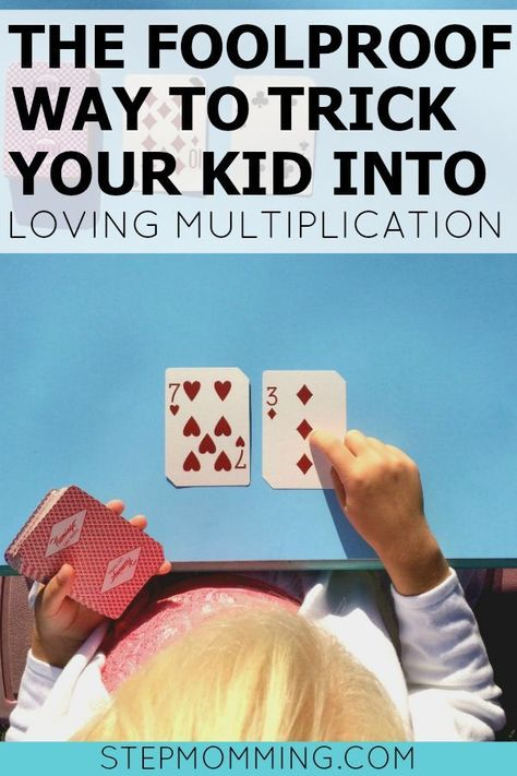 Revamping a Classic into a Fun, Interactive Multiplication Game The Foolproof Way to Trick Your Kid Into Loving Multiplicatoin Multiplication Activities, Fun Math Games, Math Activities, Learning Activities, Kids Learning, Maths, Math Fractions, Math Math, Numeracy