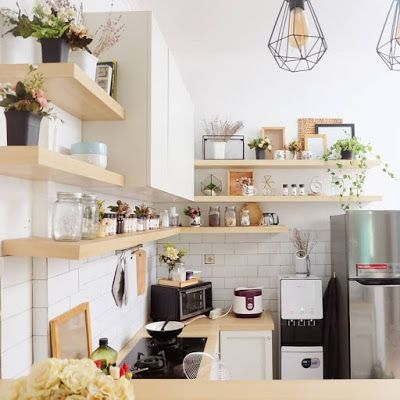 Desain Dapur Rumah Minimalis Modern Sederhana Dan Cantik Ide Dekorasi Rumah Rumah Minimalis Desain Dapur