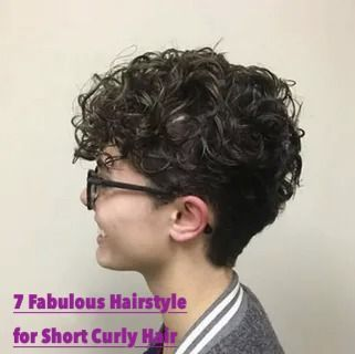 7 Fabulous Short Hairstyles For Curly Hair Ideas For Every Occasion Check Out In This Article Shortha In 2020 Curly Mohawk Hairstyles Curly Hair Styles Curly Mohawk