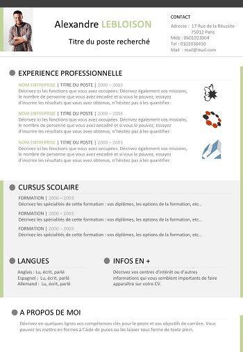 Modele De Cv Pour Etudiant Resume Cover Letter Template Cover Letter For Resume Resume Templates