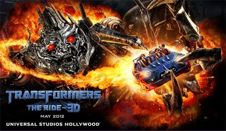 Are You Ready For Transformers The Ride 3d Universal Studios Universal Studios Theme Park Universal Studios Hollywood