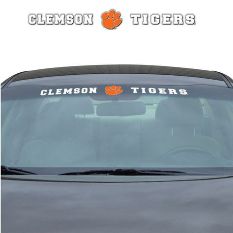 Trucks//Large SUV/'s 2-Pack Licensed NCAA Clemson Game Day Car Mirror Covers
