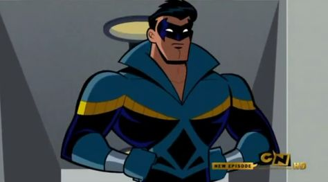 Nightwing The Brave And The Bold Batman Cartoon Brave The