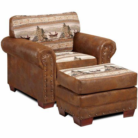 American Furniture Classics Alpine Lodge 4 Piece Set Walmart Com American Furniture Cheap Leather Chairs Upholstered Chairs
