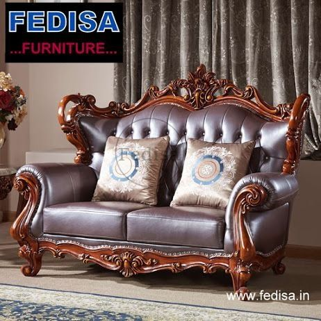 The Material Of The Sofa Set Is Also Another Important Factor So Let Us Look At The Most Common Types Of Sofa Sets In 2020 Classic Sofa Sets Sofa Set