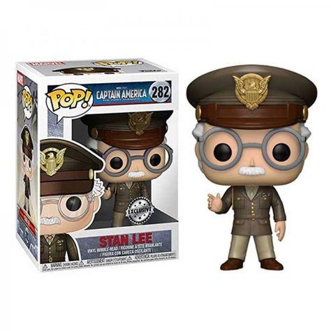 Figura Pop Stan Lee Exclusiva Regalosde Funko Pop Figuras Pop Y Munecos Pop