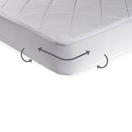 Sealy Posturepedic Cooling Comfort Fittedd Mattress Protector