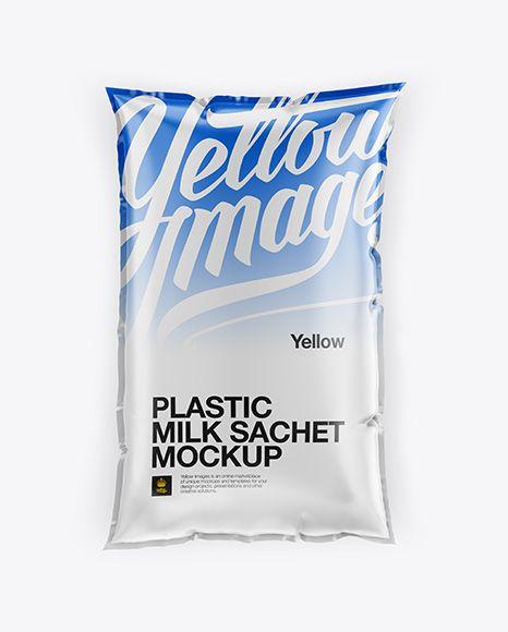 Download Milk Sachet Mockup Top View In Bag Sack Mockups On Yellow Images Object Mockups Mockup Free Psd Free Psd Mockups Templates Psd Mockup Template