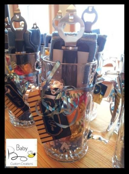 Baby Shower Gifts For Male Guests : shower, gifts, guests, Trendy, Ideas, Shower, Party, Prizes, Prizes,