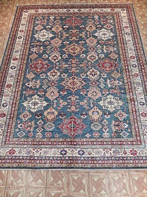 Afghan Carpet Low Price Rugs Handmade Area Rug 8 X 10 Super Kazak Products Pinterest
