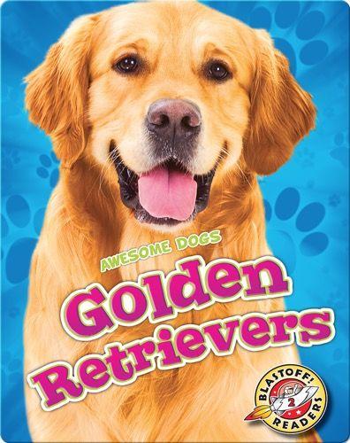 Epic Books For Kids Golden Retriever