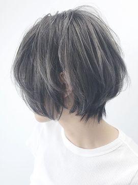 グレーアッシュモーブカラー Ba72872 Album Harajuku S アルバム