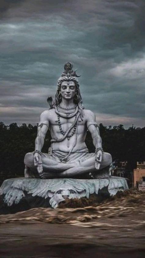 Shiva Wallpaper HD 😃 @blogoguide