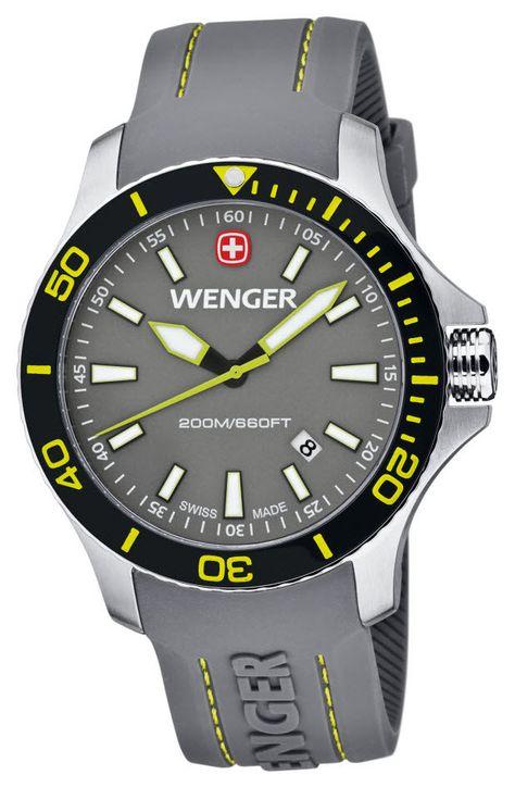 8c57d12d622 Wenger Watch Sea Force 3H