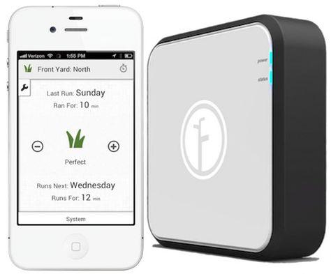 Iro Wi-Fi Sprinkler System