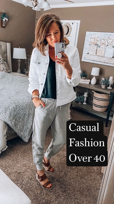 Casual  Fashion Over 40