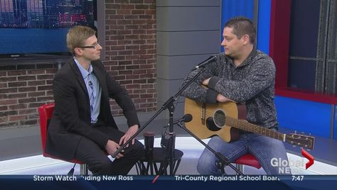 NS First responders PTSD song being recorded in Nashville | Watch News Videos Online