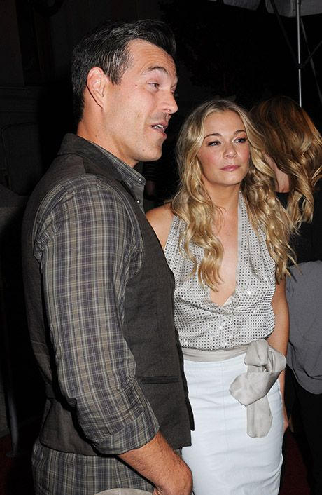 LeAnn Rimes Reveals Her Hearts Desire to Have a Baby With