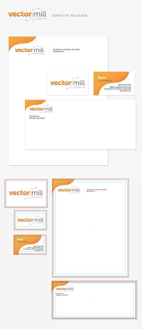 So erstellen Sie ein Identitätspaket in Illustrator#ein #erstellen #identitätspaket #illustrator #sie