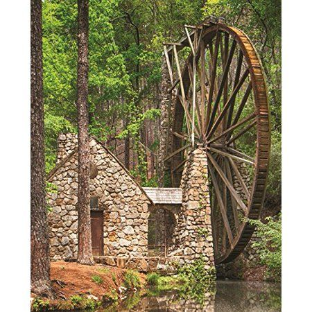 Free Shipping  Buy Water Wheel 1000 Piece Jigsaw Puzzle at