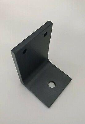 Custom Heavy Duty Steel Bracket 3 X 4 1 2 X 3 Wide And 1 4 Thick W Holes Ebay Bracket Steel Angle Bracket