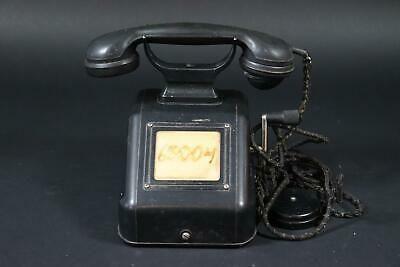 Altes Telefon Siemens Amp Halske Ob 33 S043