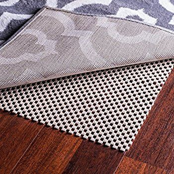 13 49 The Original Gorilla Grip Area Rug Pad Pads Made In Usa 5 X 7 Sold By Amazon All Of Our Under Rug Pads Are 100 Ma Area Rug Pad Cool