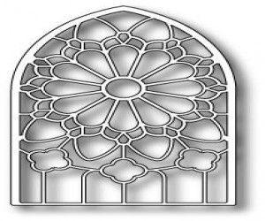 Kirchenfenster Gotik Malvorlage - Ausmalbilder