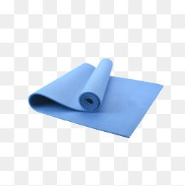 Yoga Mat Transparent Background