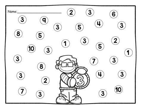 Okul Oncesi Boyama Sayfasi Etkinligi Temel Matematik Okul Ve