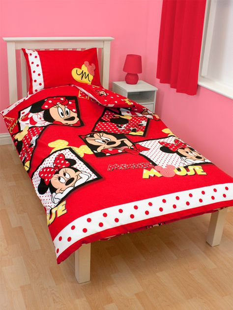 Minnie Mouse Single Duvet Cover, Team Umizoomi Toddler Bedding