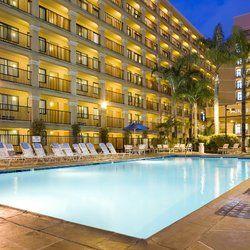 Fairfield Inn Anaheim Resort - Anaheim, CA, United States. Outdoor Pool
