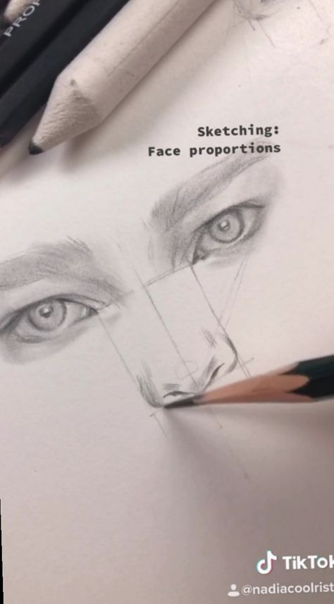 ✔ Drawing Hand Video Perspective #eyesdraw #eyedrawing #eyesketch