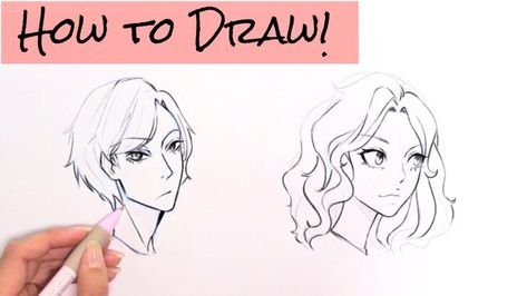 How To Draw Anime: 50+ Free Step-By-Step Tutorials On The